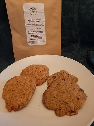 Adult Peanut Butter Cookie