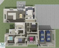 Lot 39 Floor Plan