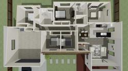 Lot 40 Floor Plan