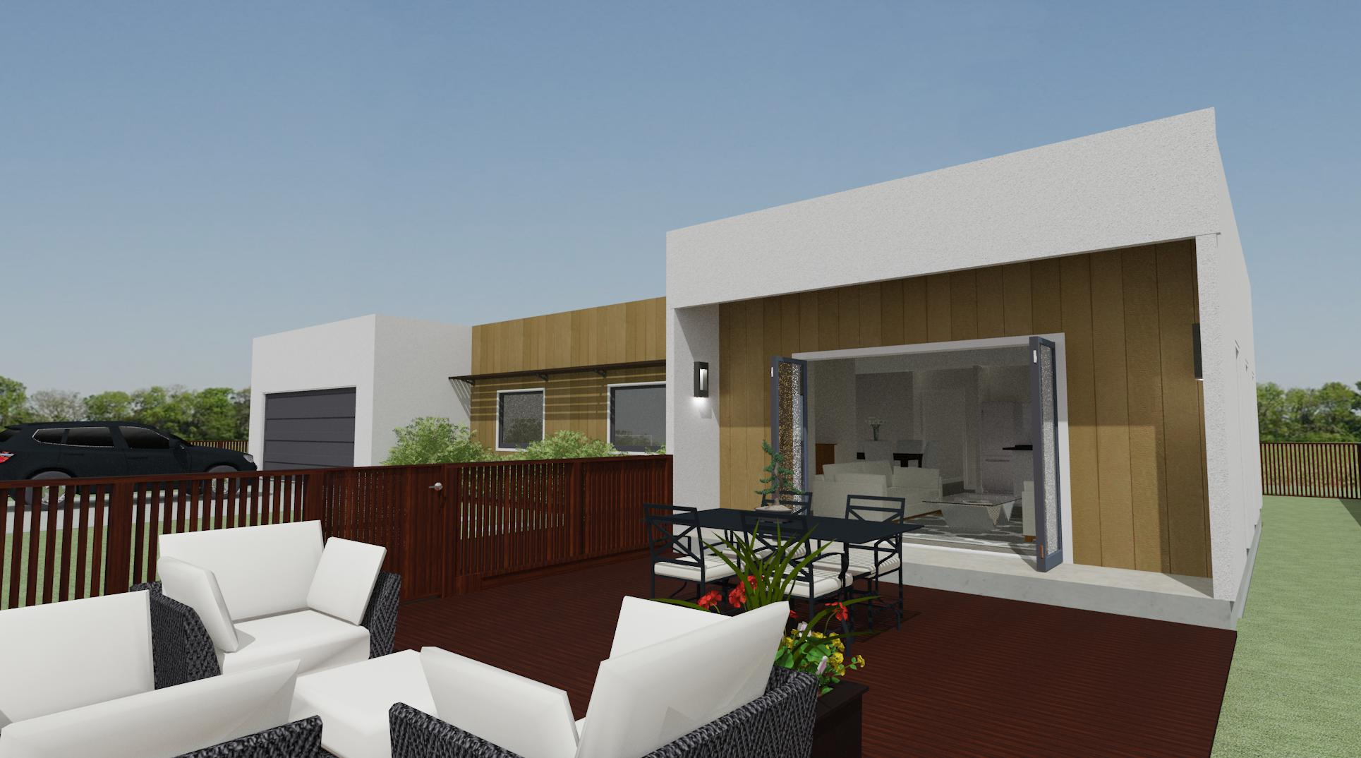 Lot 40 Outdoor Living