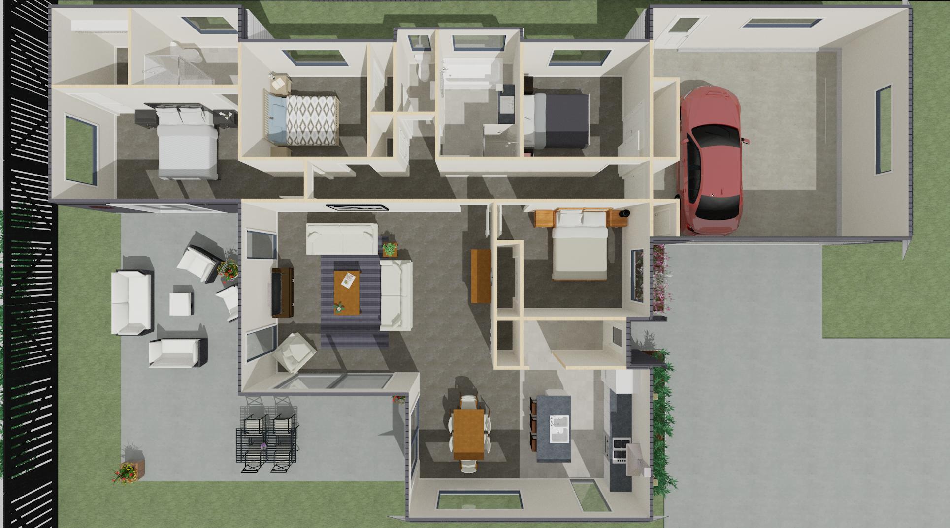 Lot 47 Floor Plan