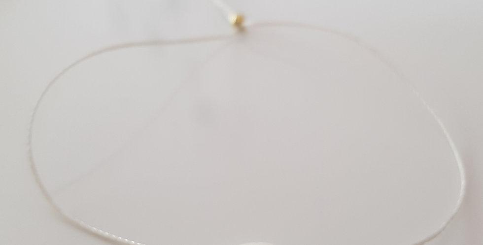 Armband Perlmutt weiß