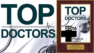 Dr Julie Keiffer Top Doc Phoenix 2016