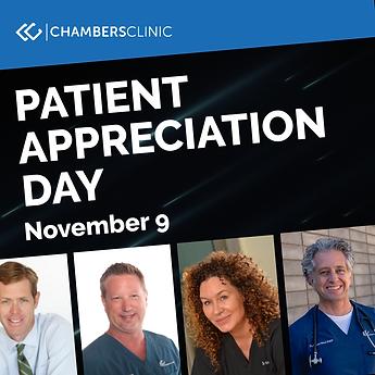 Patient Appreciation Day - Doc Talks .pn