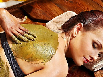 clay mud wrap cranial sacral massage therapy scottsdale