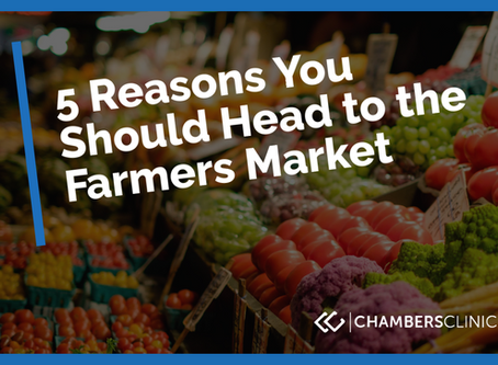 5 Reasons You Should Head to the Farmers Market This Weekend