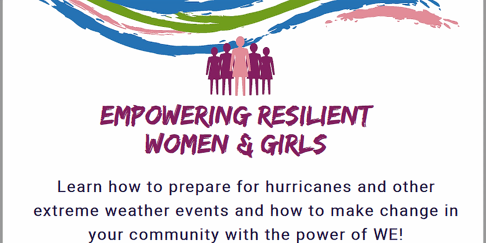 Empowering Resilient Women and Girls Workshop