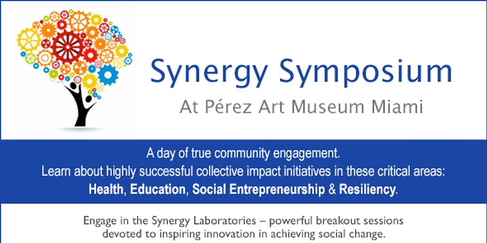Synergy Symposium at PAMM