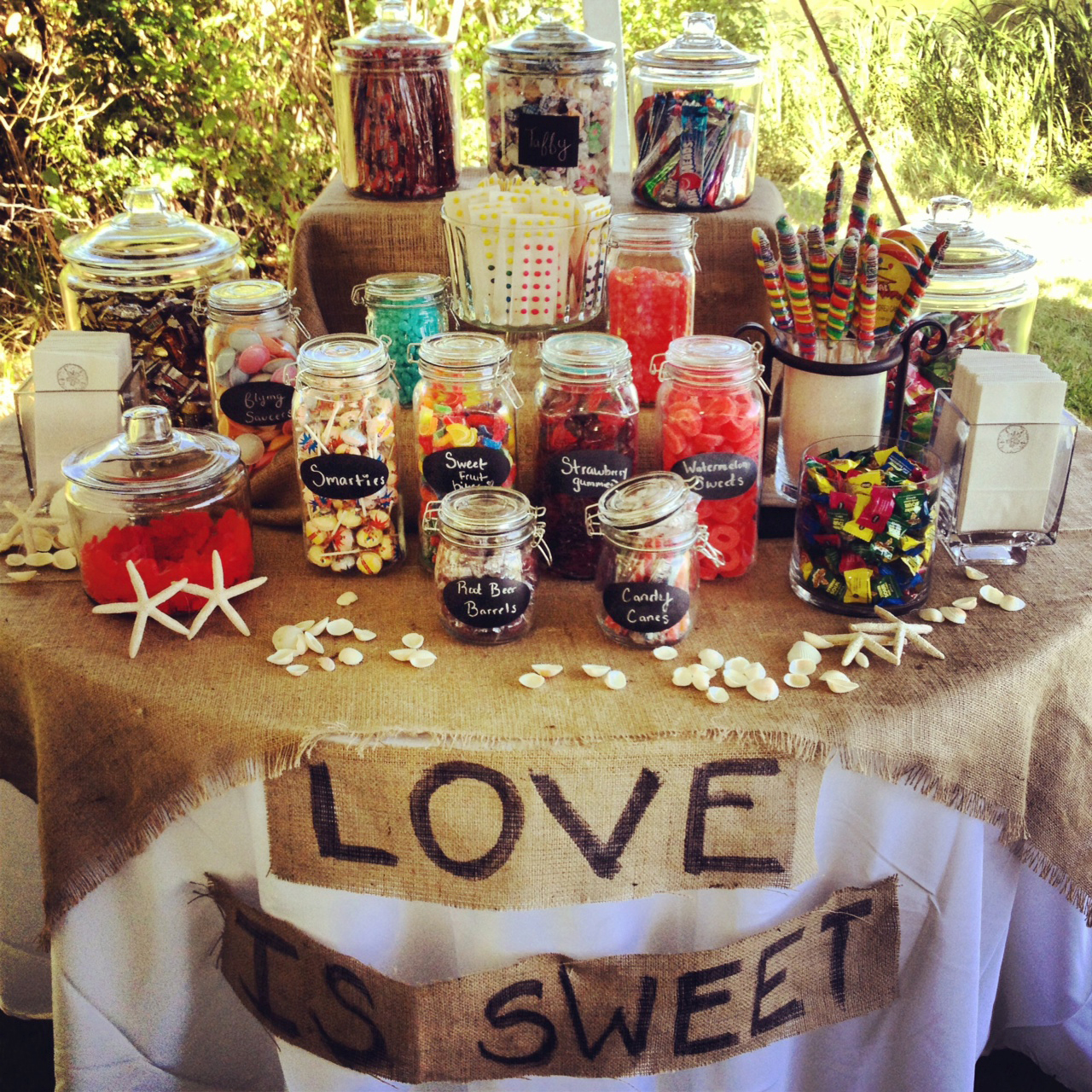 Sweet Treat Bar