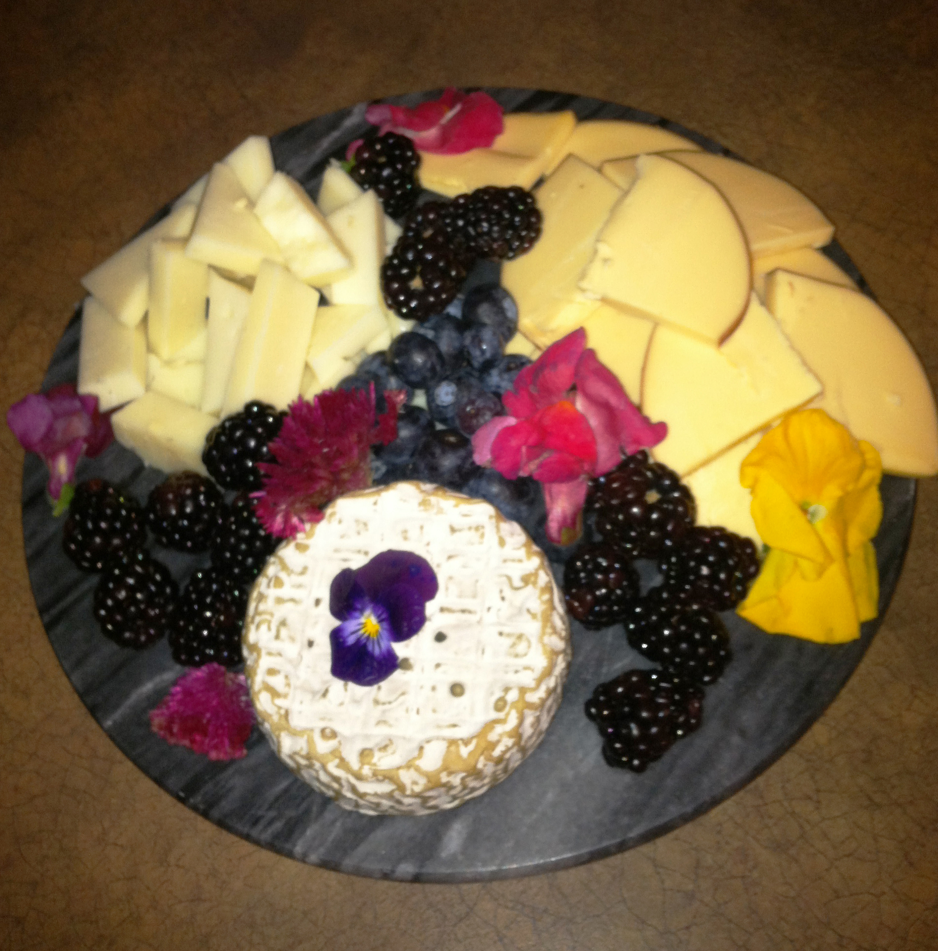 Bridal Party Cheese Plate