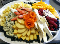 Fruit & Cheese Plate
