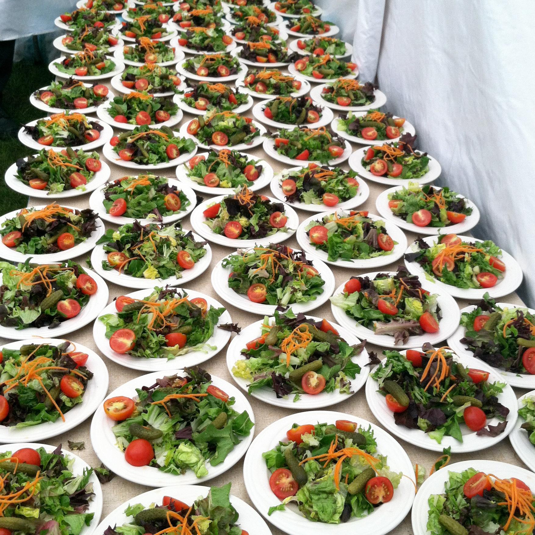 Local Garden Salads