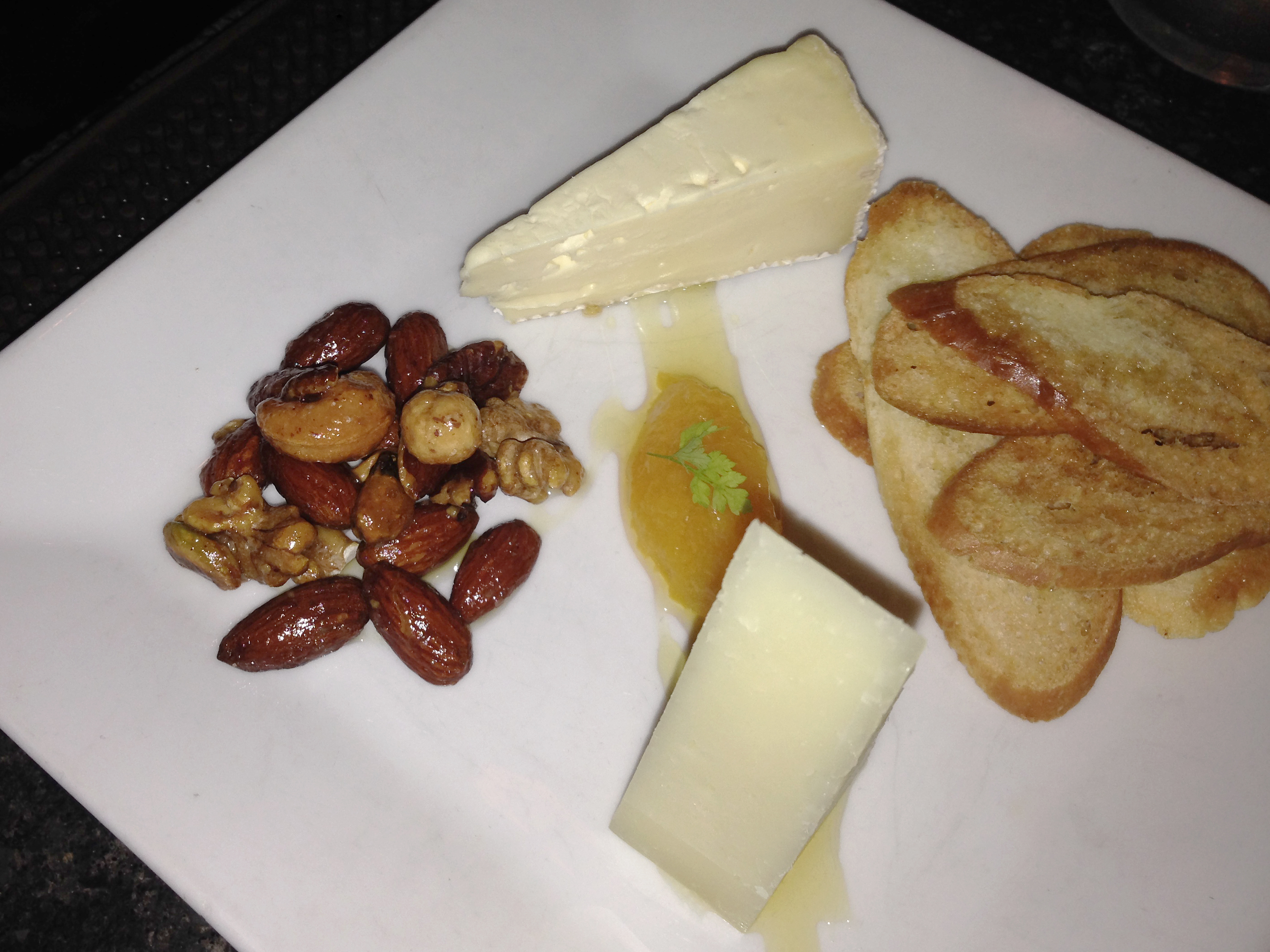 Spanish Cheese Plate