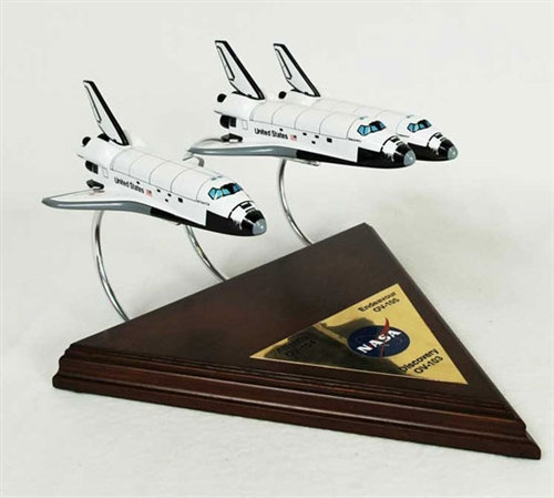 Last 3 Active Shuttle Collection 1:200 Scale