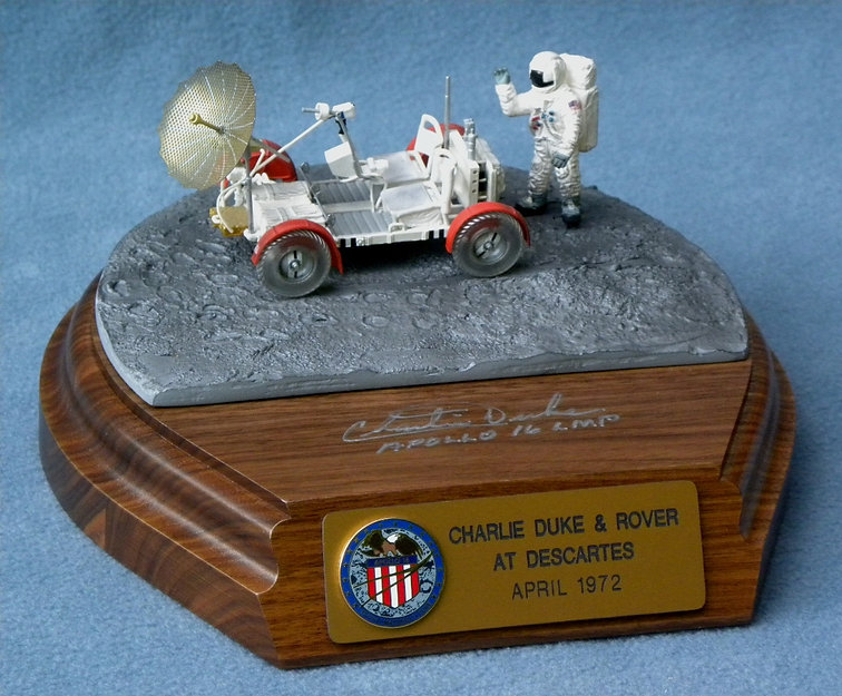 Space Vehicle Lunar Rover