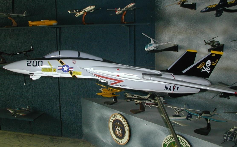 F-14   48 inches