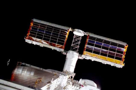 ISS Station Wings