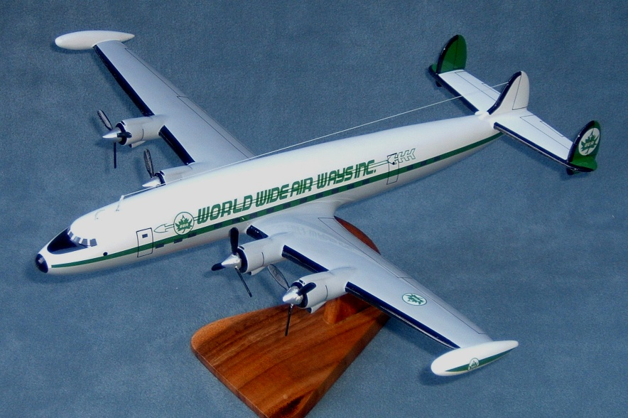 Worldwide Airways Constellation 1