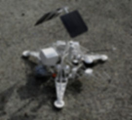 Space model surveyor 3