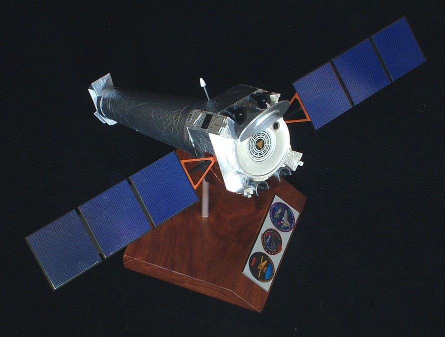 Space model Chandra X-Ray