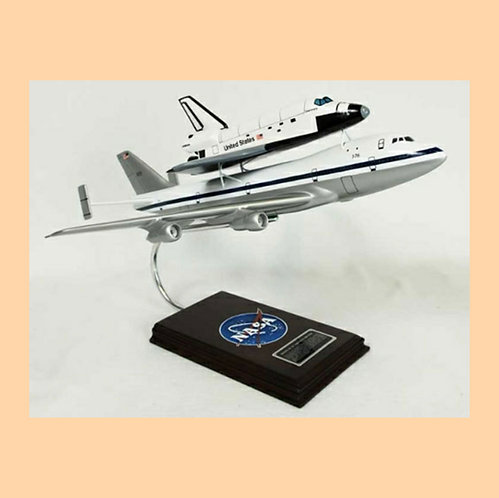 Boeing Shuttle Carrier Aircraft 1:144 Scale