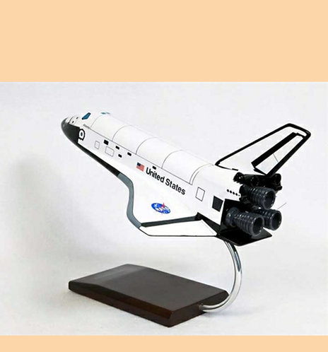 Space Shuttle Orbiter Model 1:100 Scale