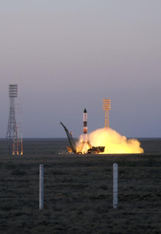 Russian Progress cargo spacecraft