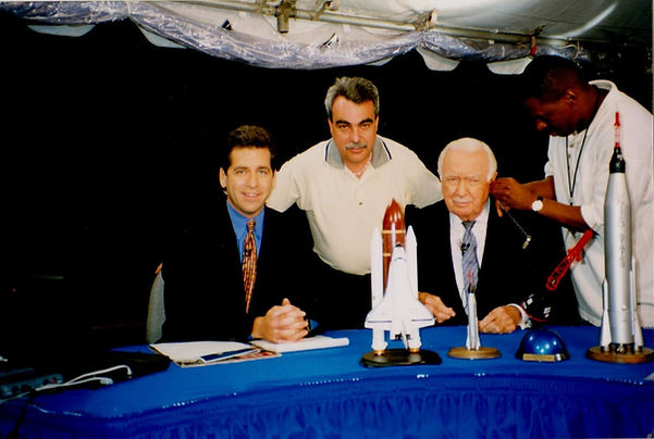 Space shuttle space models