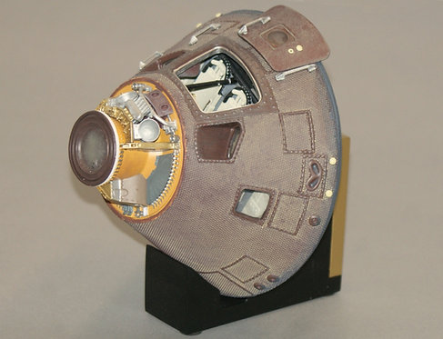 Apollo 11 Command Module 1:25 Scale