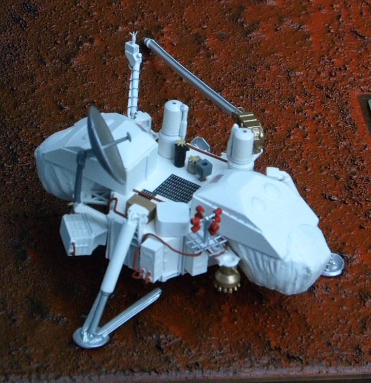 Replica Scale Models | Spacecraft | Proach Models