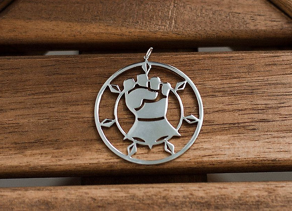 Imperial Fists pendant