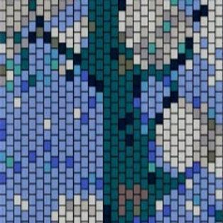 """PEYOTE BRACELET KIT 1.5"""" x 7.0"""" 12colours"""