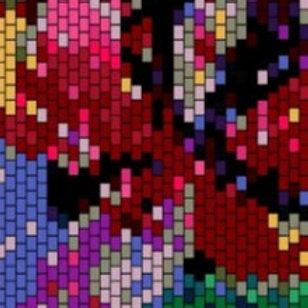"""PEYOTE BRACELET KIT 1.5"""" x 7.0"""" 20colours"""