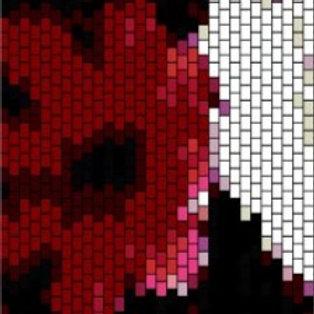 """PEYOTE BRACELET KIT 1.5"""" x 7.0"""" 20 colours"""