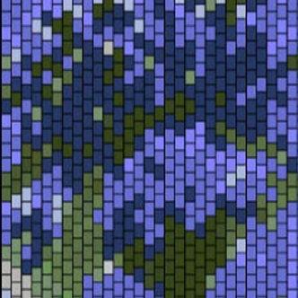 """PEYOTE BRACELET KIT 1.5"""" x 6.5"""" 16colours"""