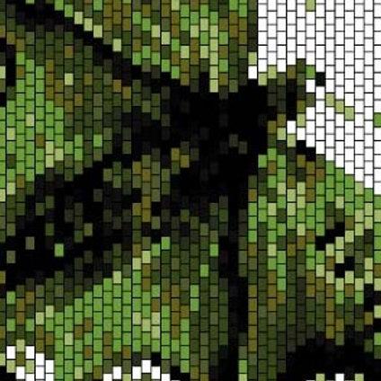 """PEYOTE BRACELET KIT 2.0"""" x 7.0"""" 10 colours"""