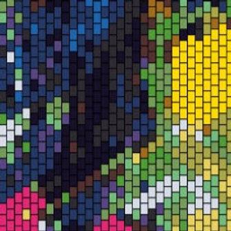 """PEYOTE BRACELET KIT 1.5"""" x 6.6"""" 16colours"""
