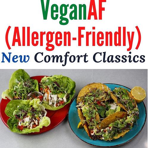 Vegan Allergen Friendly - New Comfort Classics