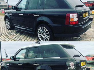 Before & After  We can change look of any car any model