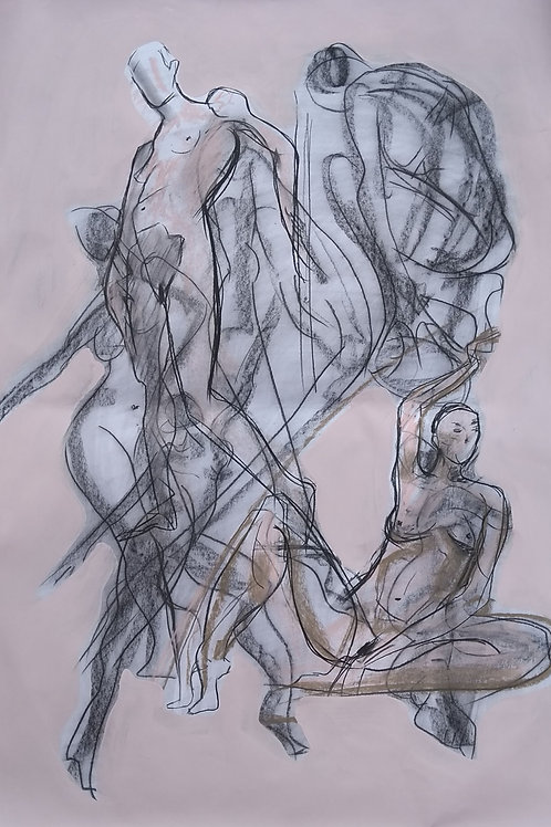 "Lockdown Sketch  ""Julya Sketches"""