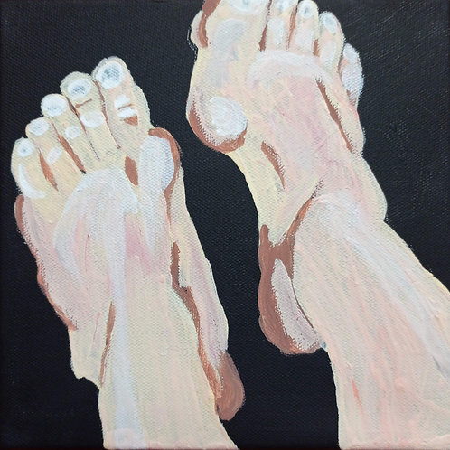 """""""Barefoot"""" 21 Little Longings for 2021"""