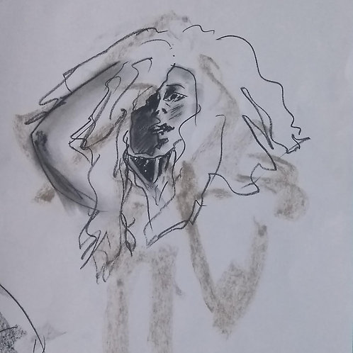 "Sketch  ""Headshot"""