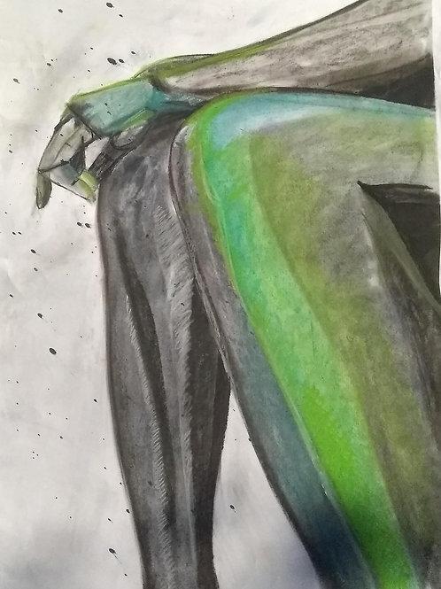 "Sketch ""Green Legs"""