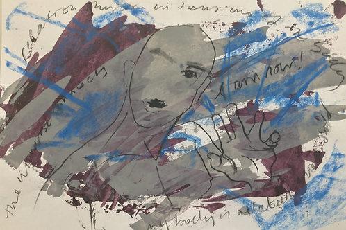 """`Sketch  """"I Am Now"""""""