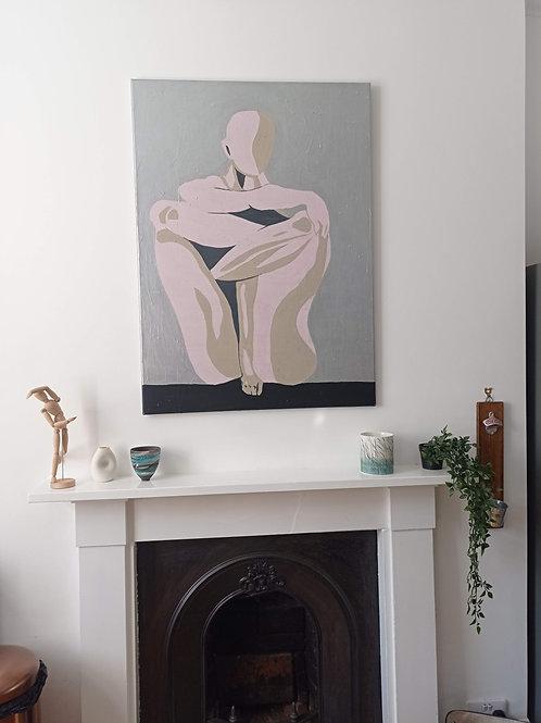 """The Knot"" - Original Painting"