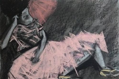 Pink Skirt - Original