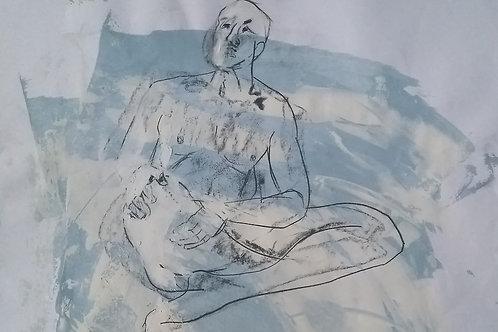 "Sketch ""Muse"""