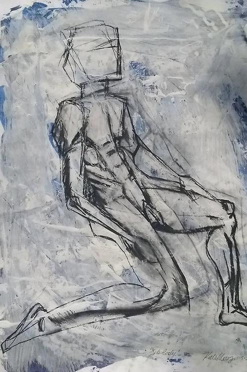 "Lockdown Sketch  ""Side Body"""
