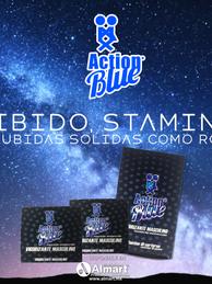 X Action Blue