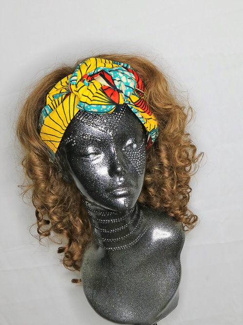 Alex-Headband wig